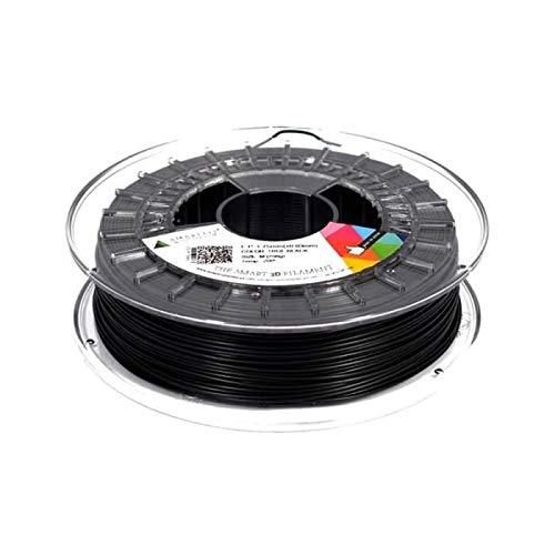 Smartfil EP, 1.75mm, True Black, 750g Filamento para Impresión 3D de Smart Materials 3D