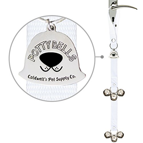 Caldwell's Pet Supply Co. Potty Bells Housetraining Dog Doorbells for Dog Training and Housebreaking...