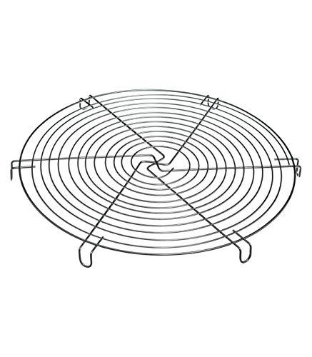 Volette à pâtisserie - D 32 cm - Acier chromé