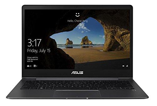 ASUS ZenBook 13 UX331UN (90NB0GY2-M00260) 33,7 cm (13.3 Zoll, Full-HD, matt) Ultrabook (Intel Core i5-8250U, 8GB RAM, 256GB SSD, NVIDIA MX150 (2GB), Windows 10) grau