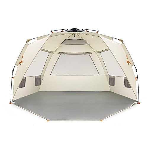 Easthills Outdoors Instant Shader Deluxe XL Easy Up 4 Person...