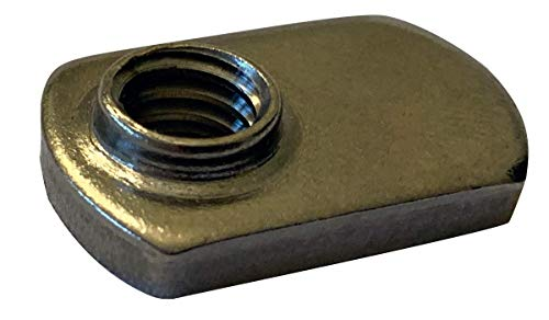 5/16-18 Weld Nuts with 1.125 Tab Base 18-8 Stainless Steel (Pack of 20)