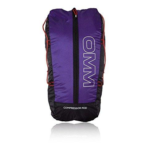 OMM Kompressor Pod Einheitsgröße violett