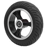 Rueda sólida de Scooter eléctrico, neumático no neumático de Rueda sólida Delantera de 8 Pulgadas 200x50 con reemplazo de Cubo para Scooter eléctrico