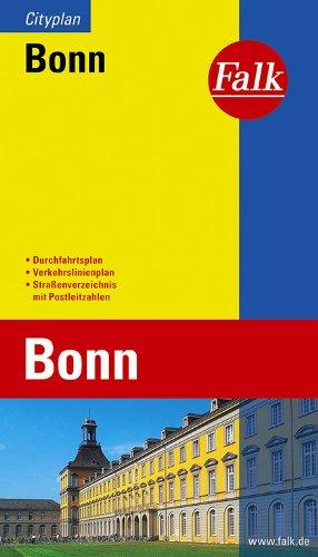 Falk Cityplan Bonn