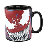 Venom Heat Change Mug - Large 550ml (18.5oz) - Officially Licensed Disney Marvel Merchandise
