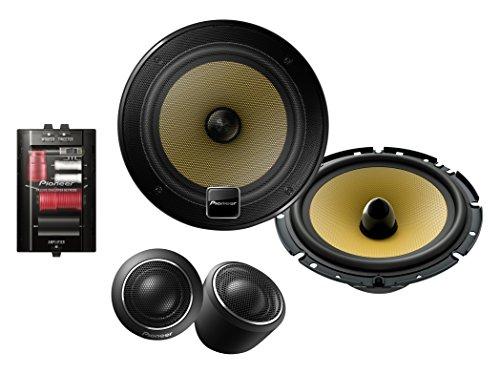 Pioneer TS-D1730C 6 3/4' Component Speaker Package, Set of 2