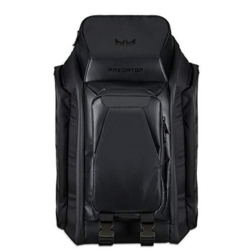 "Acer Predator M-Utility 1680D Ballistic Laptop Backpack for Up to 17"" Laptop, Black, PBG920"