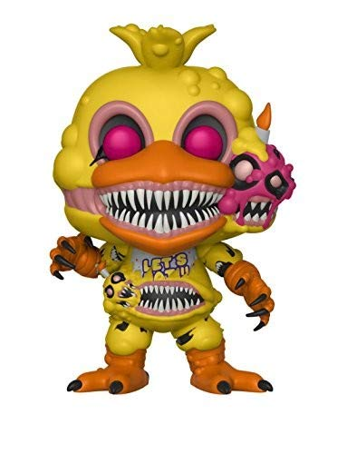 Funko Pop!- Five Nights at Freddy Books Figura de Vinilo (28808)