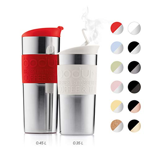 Bodum Travel Mug Vacuum, Off White, 11068-913