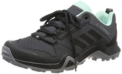 adidas Damen Terrex AX3 W Fitnessschuhe, Mehrfarbig (Gricin/Negbás/Mencla 000), 41 1/3 EU