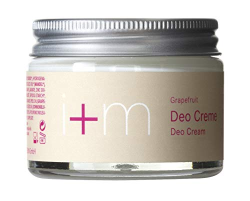 i+m - Deo Creme Grapefruit - 50 ml