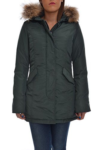 Canadian Classics Damen FUNDY BAY SATIN Jacke, Grün (Forest Green FOR), 36 (Herstellergröße: S (IT 42))