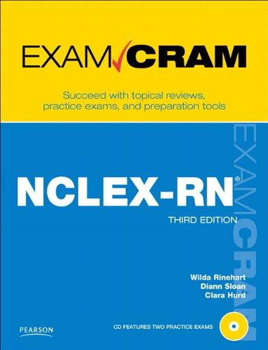 NCLEX-RN Exam Cram (3rd Edition)