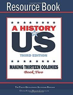 Making Thirteen Colonies Resource Book