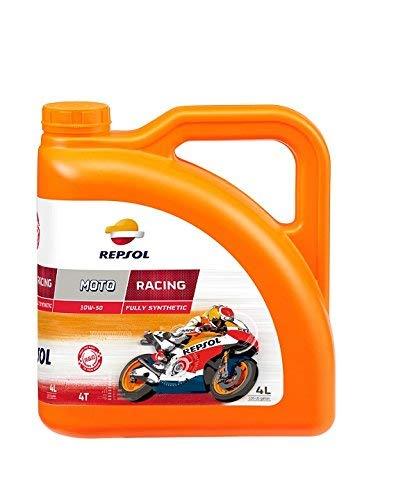 Repsol RP160P54 Moto 4T 10W-50 Aceite de Motor, 4 L