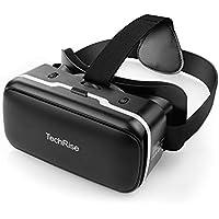TechRise Anti-Blue Light Eye Protected 3D VR Headset
