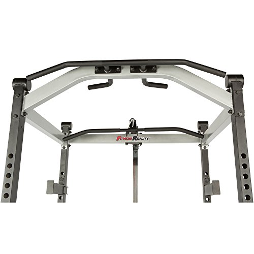 Product Image 8: Fitness Reality X-Class Light Commercial High Capacity Olympic Power Cage
