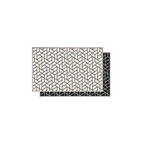 ikea dywan bialo czarny 120x170