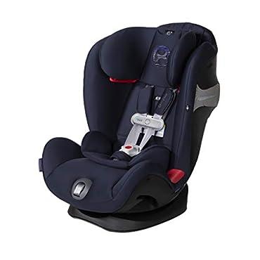 Cybex Eternis S SensorSafe Convertible Car Seat Denim Blue