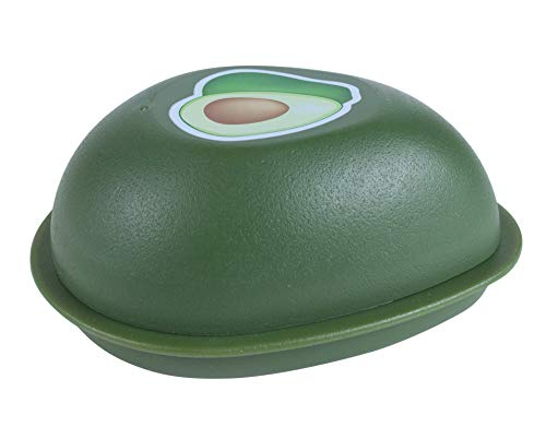 Jacent Green Plastic Avocado Storage Keeper Pod - 1 Pack
