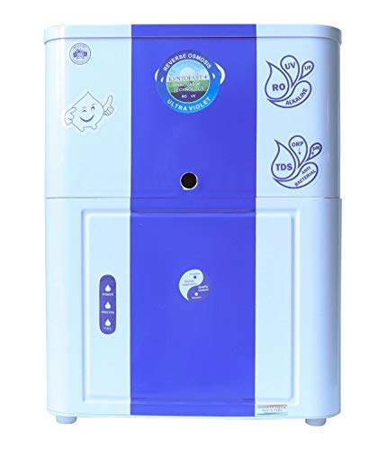 Kentofast K 11 Ro+uv Technology Water Purifier (Purple) 12 Ltr Free Pre-Filter Wroth Rs 850