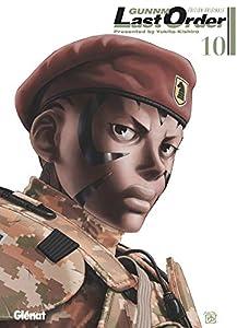 GunnM Last Order Edition originale Tome 10