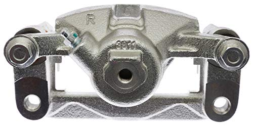ACDelco Professional 18FR1770 Rear Driver Side Disc Brake Caliper Assembly (Friction Ready Non-Coated), Remanufactured