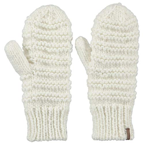 Barts Damen Handschuhe Weiß (Weiß) One Size