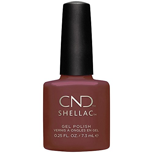 CND Shellac, Craft Culture Collection 2016, Oxblood, 7.3 Milliliter