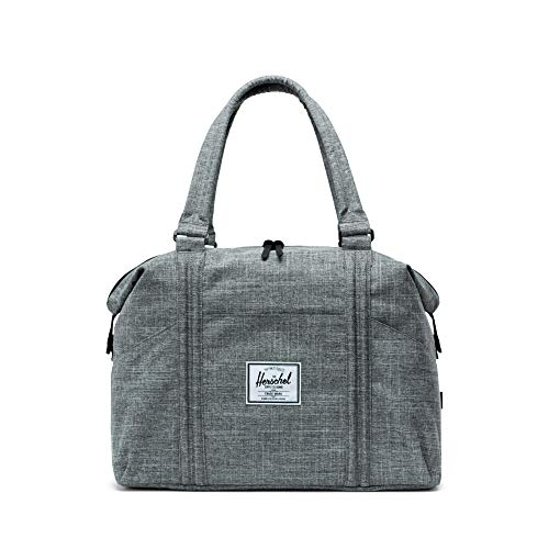 Herschel Strand Shoulder Bag, Raven Crosshatch, Classic 28.5L