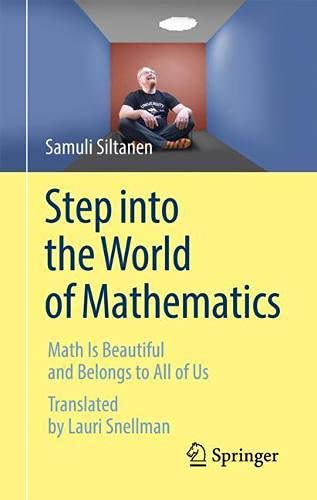 Step into the World of Mathematics: Math Is Beautiful and Belongs to All of Us