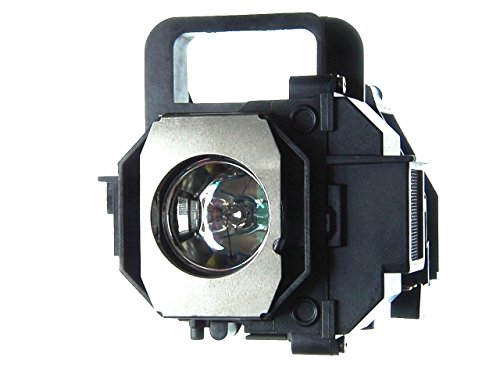 Diamond Lamp for EPSON PowerLite PC 9350 Projector with a Osram Bulb Inside housing