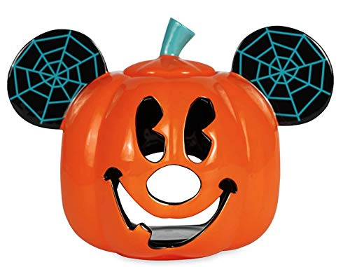 DisneyParks - Mickey Mouse Jack O'Lantern Votive Candle Holder