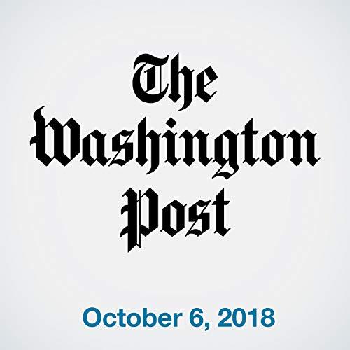 October 6, 2018 copertina