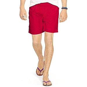 413g4VJBaGL. SS300  - Ralph Lauren - Bañador para hombre, color rojo