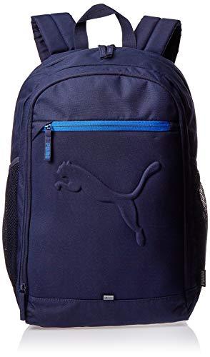 Puma Buzz Mochila - Peacoat Azul Marino - W34 X H47 X D17cm
