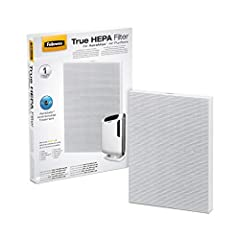 True HEPA Filter captures 99.97% of airborne particles as small as 0.3 microns such as germs, viruses, mold, dust, pollen and other allergens AeraSafe antimicrobial treatment provides built-in protection from the growth of odor causing bacteria, mild...