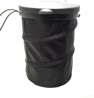 XQRYUB Collapsible Car Trash Can with Cover Car Car Supplies Car Interior Car Storage Supplies