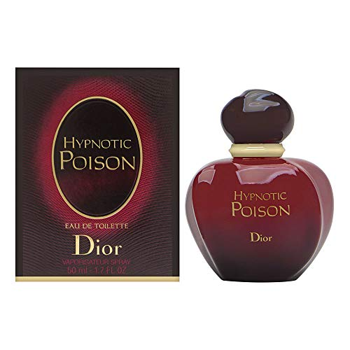 Christian Dior Hypnotic Poison for Women Eau de Toilette Spray, 1.7 Ounce
