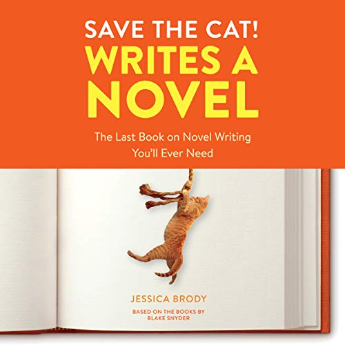 Save the Cat! Writes a Novel cover art