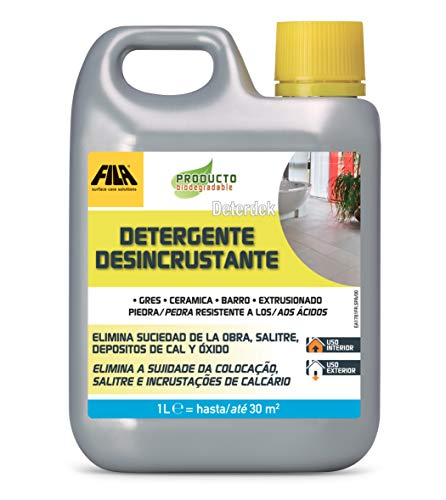 Fila Surface Care Solutions DETERGENTE DESINCRUSTANTE, Deter