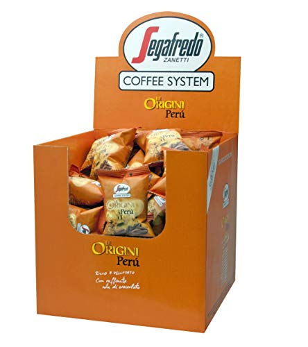 Segafredo Perú Capsule 50x6g Kapseln Segafredo Kapsel Kaffee Maschine