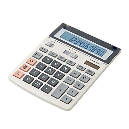 Taschenrechner-Winkel-justierbarer großer Tischplattengeschäftslokal-Computer MG1200H pl