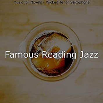 Music for Novels - Wicked Tenor Saxophone
