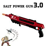 Fly Gun Lutte Mouches Shotgun Salt Lutte Moucherolle Salt Artefact Pneumatique Adulte Mosquito Fly Killer Garçon Enfant Jouet Gun Blaster Airsoft pour Bug Blow