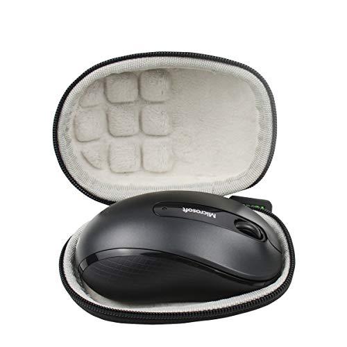 mouse microsoft 4000 LUYIBA Duro Viaggio Caso Borsa Copertina per Microsoft Wireless Mobile Mouse 4000 Mouse