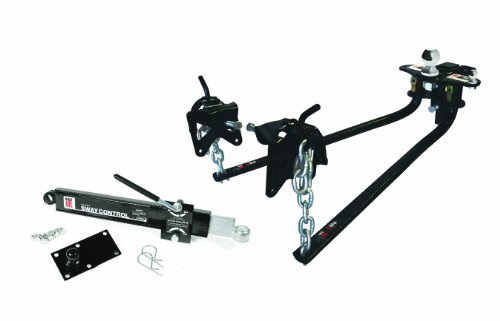 EAZ LIFT 48058 1,000 lbs Elite Kit | Includes Distribution, Sway Control and Hitch Ball