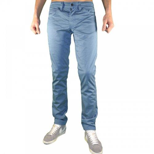 Levis - Jean - Homme - 511 Slim Fit Stretch Aegean Blue - Bleu Vert - W32 L34