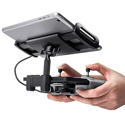 Mavic Mini 2 Supporto per Tablet Telefono di Telecomando, 4-12 Pollici Staffa con Cordino, Pieghevole Stand iPhone  iPad Holder per DJI Mavic Air 2S  Mini 2  Mini  Air 2 2 PRO Zoom Spark Accessori